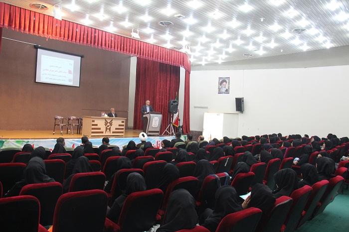دکتر مجلسی در جلسه توجیهی دانشجویان جدید الورود سما نجف آباد: تلاش دانشجویان سما در ارتقاء برند دانشگاه مهم خواهد بود